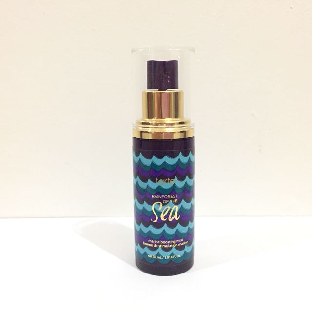 Tarte Rainforest of The Sea Boosting Mist (Travel Size 30mL)