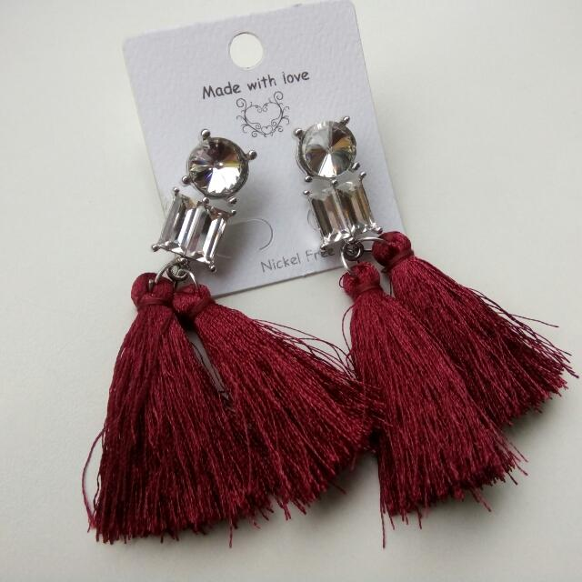 Tassle Earring