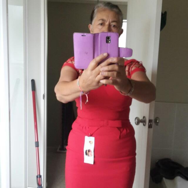 Tatyana red dress