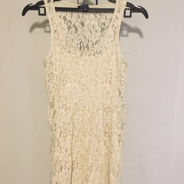 Teen's Lace's Dress