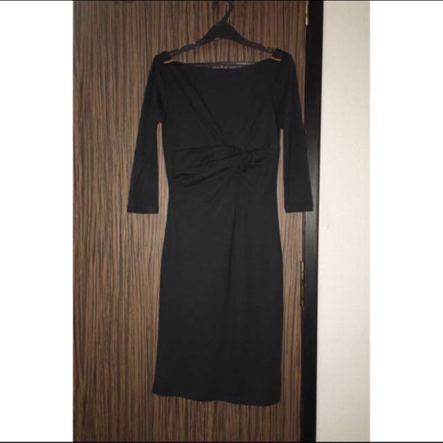 V Back Dress By SML