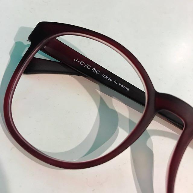 Vintage glasses made in korea