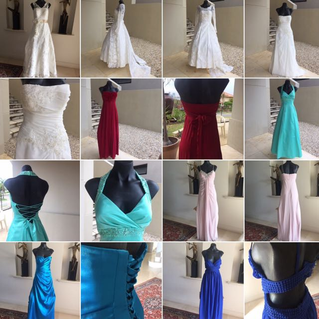 WEDDING/ EVENT GOWNS RENTAL (MEDAN ONLY)