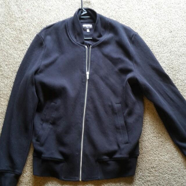 Witcher large navy jacket
