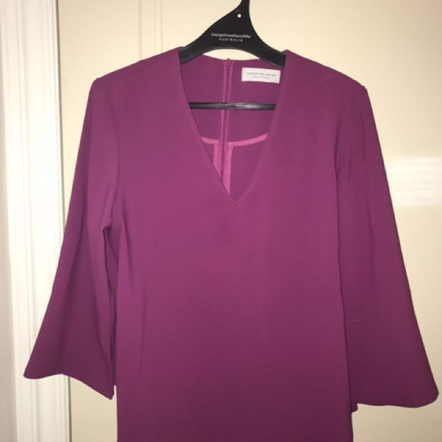 Women's Veronica Maine Purple Top
