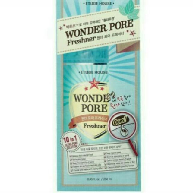 Wonder pore toner ETUDE Original