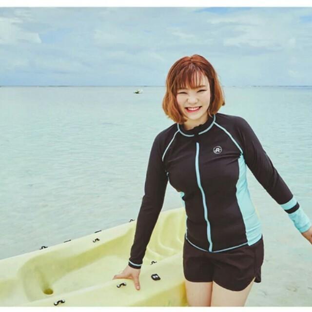 (現貨免運XL-5XL) 韓版加大尺碼泳裝水母衣顯瘦潛水服加大泳衣四件套泳裝 大尺碼溫泉泳裝泳衣