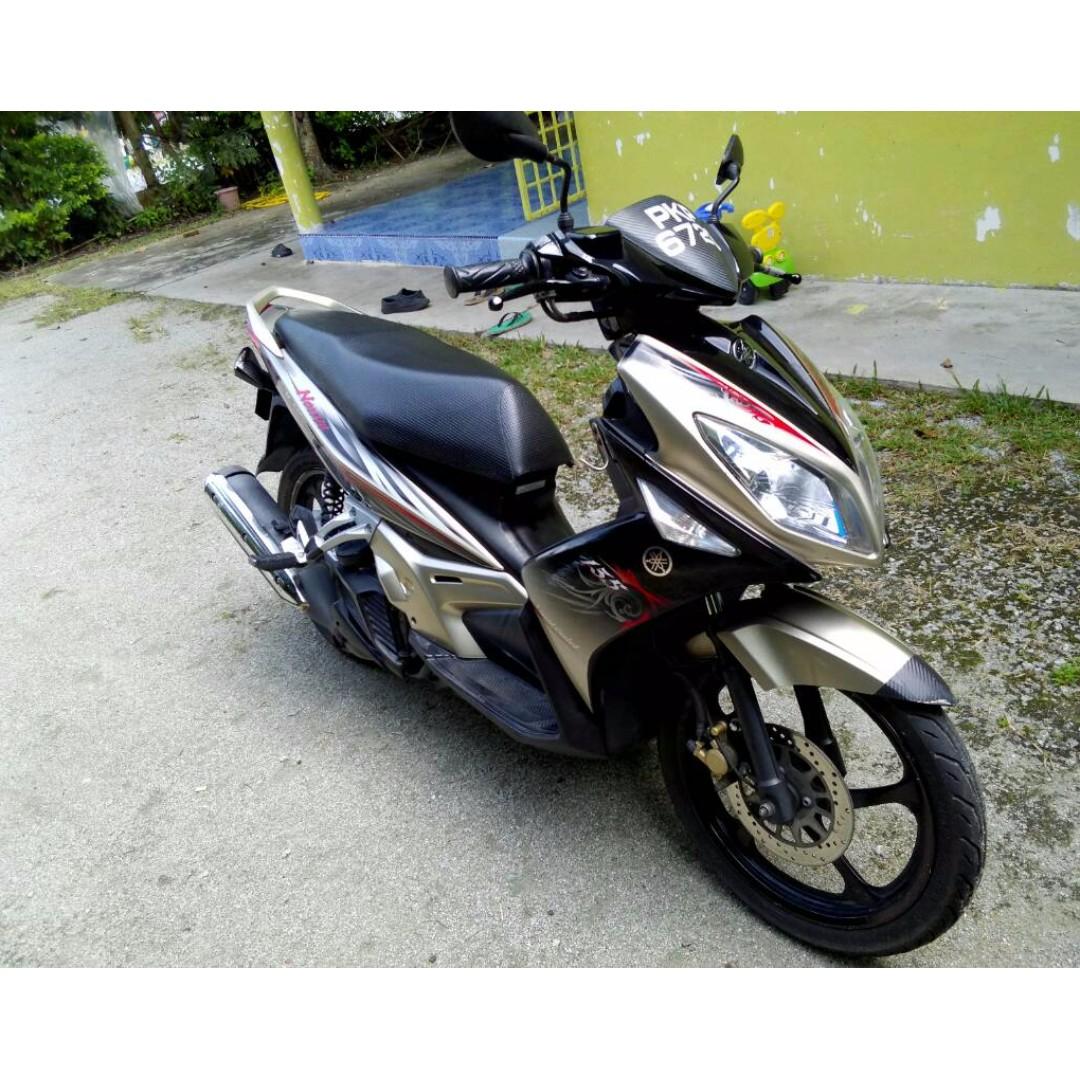 Yamaha Nouvo Lc Motor Di Carousell Nuvo