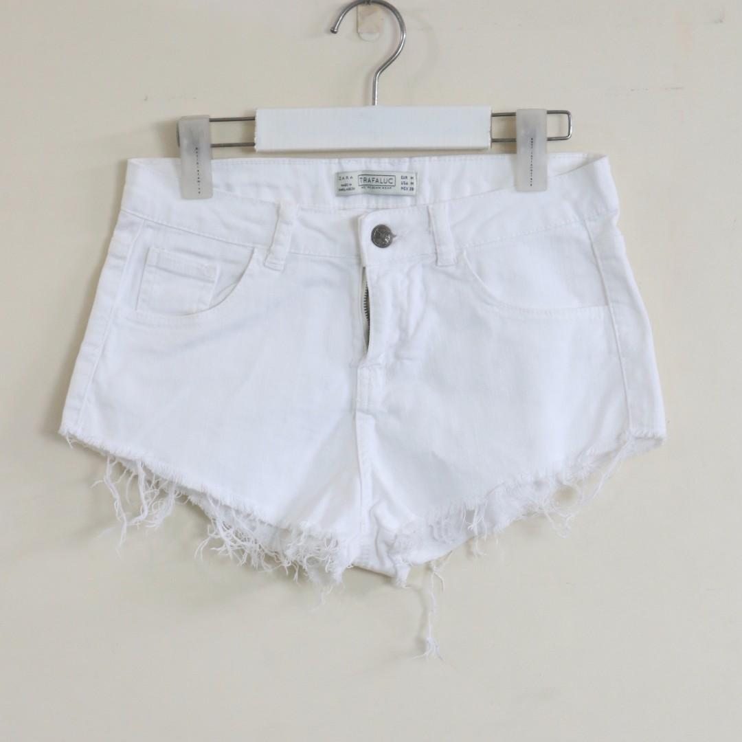 Zara Overrun Shorts