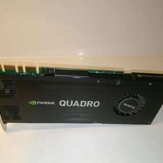 NVIDIA QUADRO K4200 Workstation Graphics Card