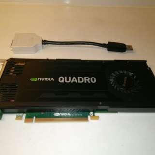 NVIDIA QUADRO K4200