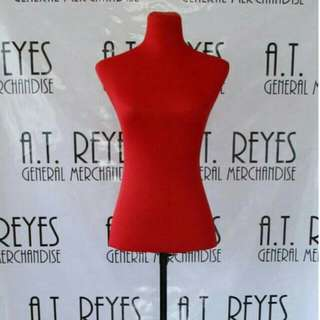 Female Dress Form Mannequin Manikin