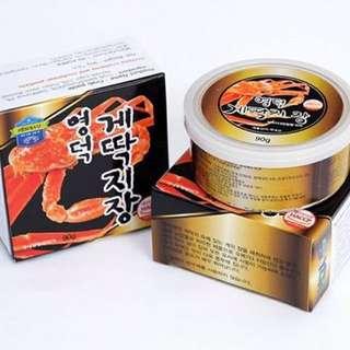 韓國蟹膏 (有現貨)