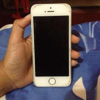 Apple iphone 5s 16gb ios.11.0.3