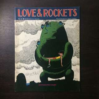 Love and Rockets / Hernandez Brothers