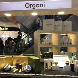 Organi. Organic skin care