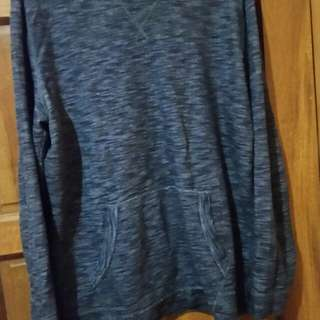 Converse crew neck sweater large