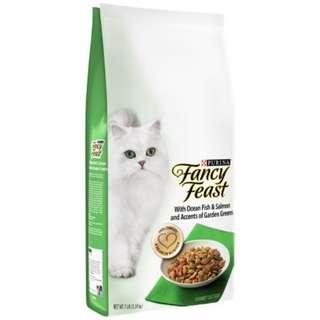 Fancy Feast Cat Dry Food