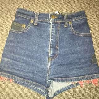 Stolen girlfriend shorts