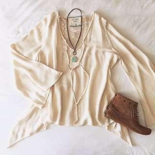 Iris Boho Shirt