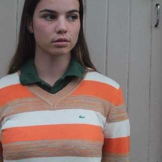 Lacoste knit jumper