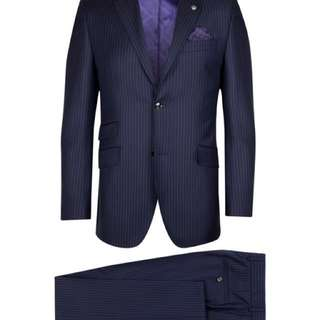 TED BAKER 100% WOOL SUIT, SUPER 120's NEW NEVER USED WITH TAGS 38R