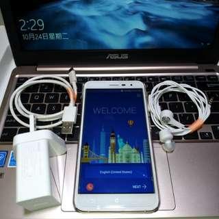 ASUS ZE552KL ZENFONE 3 64GB 白色