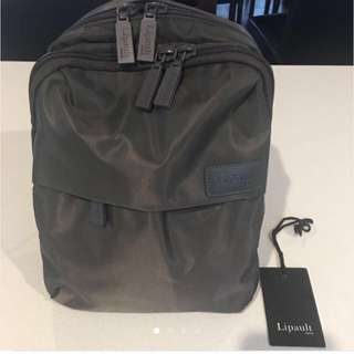 Lipault Paris nylon backpack
