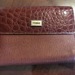Authentic Gianfranco Ferre Wallet