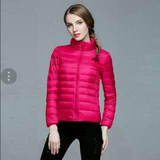 Brand New Ultra Light Down Jacket