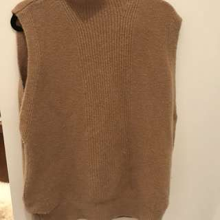 Wool Camel Sweater