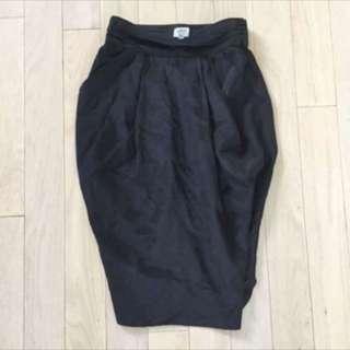 ARITZIA silk skirt with pockets