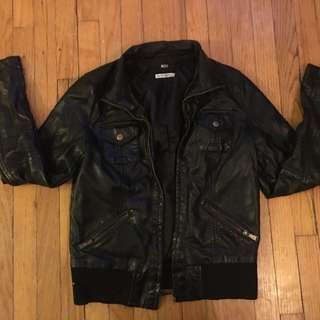 Urban Outfitters BDG Leather Jacket