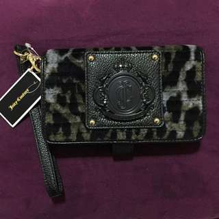 Juicy Couture Wallet Iphone Case