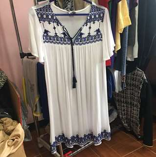Forever 21 Greek Dress