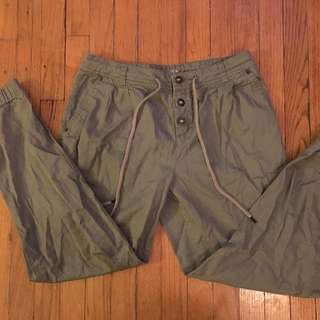 Forever 21 cargo type pants