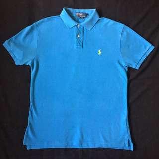 Authentic Ralph Lauren Slim Fit Polo Shirt
