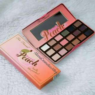 TOO FACED SWEET PEACH EYESHADOW
