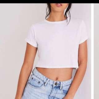 Crop Tshirt