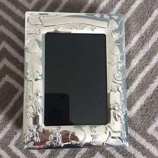 "Whitehill silver 6x4"" photo album"