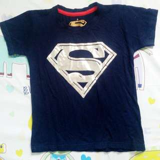 Kaos Anak Superman