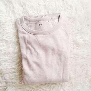 Uniqlo Sweater (beige)