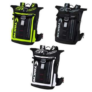 Brand New Waterproof RSB272 Touring Back Pack
