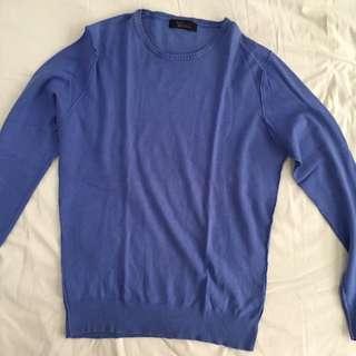 Zara Purple Sweater