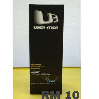 UBER MEN FACIAL MOISTURIZER 50ML