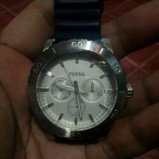 Rush! Authentic Fossil Chronograph (BQ1623)