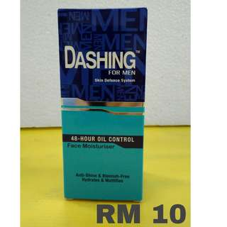 DASHING FOR MEN FACE MOISTURIZER 50g