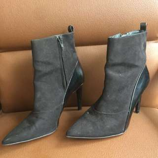 Zara Shoes Boots 36