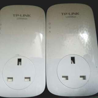 TPLink AV1200 homeplug
