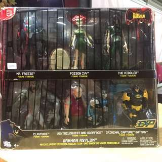 The Batman Exclusive Crimal Set